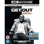 Uhd film Get Out (4k UHD+ BD+ UV) [Blu-ray] [2017]
